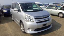 Highly sought TOYOTA NOAH (SI) valvematic