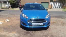2013 Ford fiesta 1.4,64,000kms neat interior,good tyres