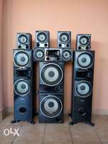 Sony speakers in good cond