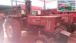 Second hand 70-56 2x4 Fiat Tractor
