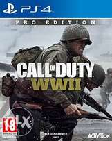 WwII Call of duty ps4