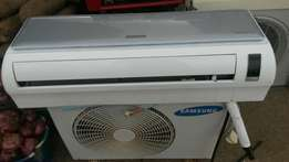 New Samsung 1.5hp split unit A.C