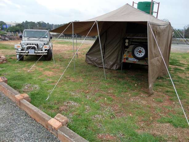 venter bush baby trailer, with tent Roodepoort - image 2