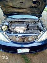 Toyota Camry (2005) model for sale, for only 1.1million naira.