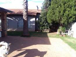 Wilkoppies four bedroom spacious townhouse.