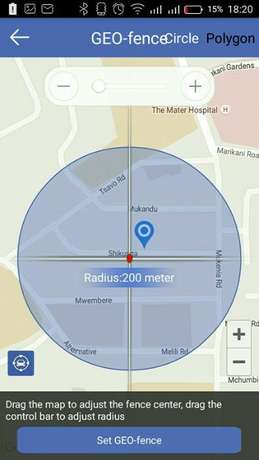 GPRS Car tracking,Accurate,precise,reliable ..One off payment. Hurlingham - image 2