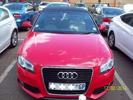 2011 Audi A3 2.0 FSi T S-Line Cabriolet A/T