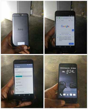 Htc one A9, UK used Ikeja - image 1
