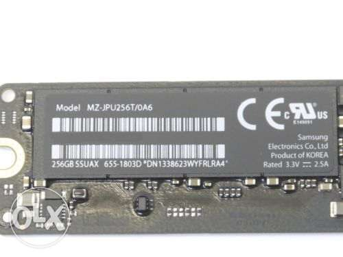 256gb Ssd for Macbook air Ikeja - image 2