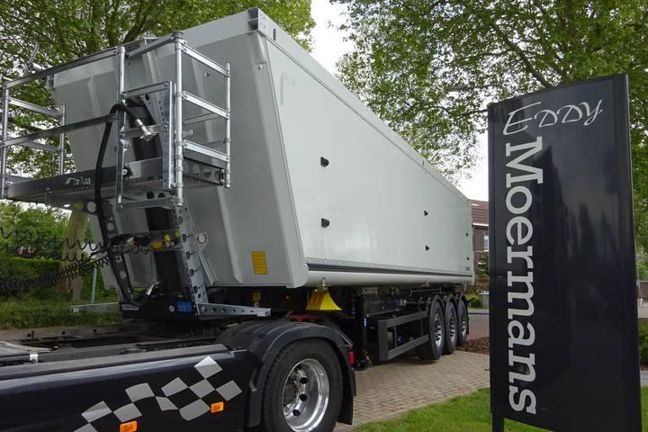Schmitz Cargobull SKI 24-9,6 Steel - Alu NEW - 2019