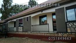 2 bedroom house with 2 bathrooms in Ssonde at 450k