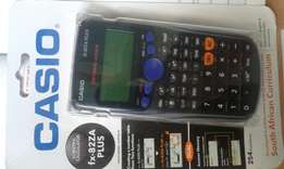 Casio calculator 82ES plus brand new