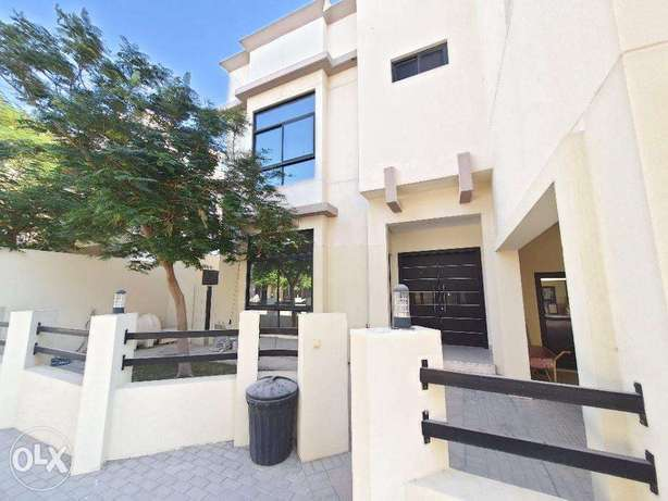 awesome furnished 3 bedroom villa with pool in janabiyah
