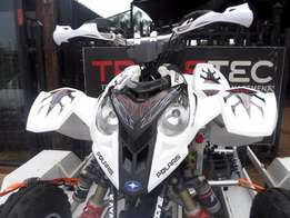 2006 Polaris Predator 500 Troy Lee Addition