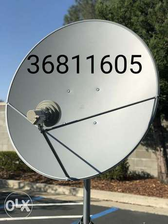 Satellites and cctv fixing Bahrain anywhere free home delivery