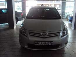 2012 Toyota Auris Xs for sell R115000