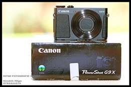 Canon PowerShot G9 X - BRAND NEW, Display Unit