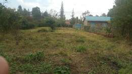 1/8 acre for sale in Kikuyu kiambu