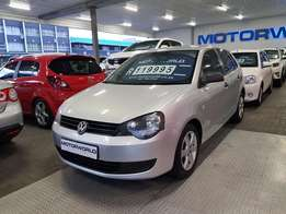 2014 VW Polo Vivo 1.4 Blueline