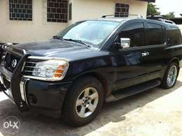 Nissan Armada Limited Edition (LE)
