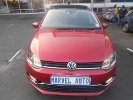 2014 Auto Volkswagen Polo 1.2 Tsi Highline For R200,000