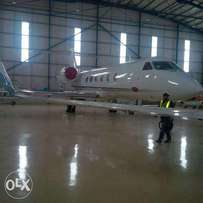 Brandnew 2007 Hawk Private Jet