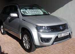 2014 Suzuki Vitara Grand Dune 2.4 Manual Silver