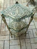 Solid brass collectable household furniture