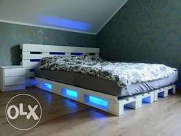 Pallets Beds