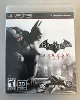 Batman Arkham City,Ps3 game.