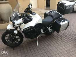 TRUIMP TIGER 1200 Explorer 2014 Adventure Motor Cycle
