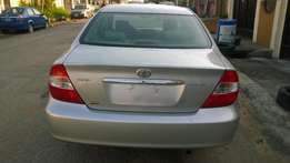 Foreign Used Toyota Corolla 2004 model for sale.