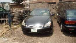 Black Honda Accord DC for sell at affordable price