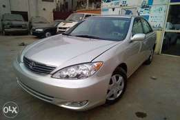 2005 Silver Toyota Camry