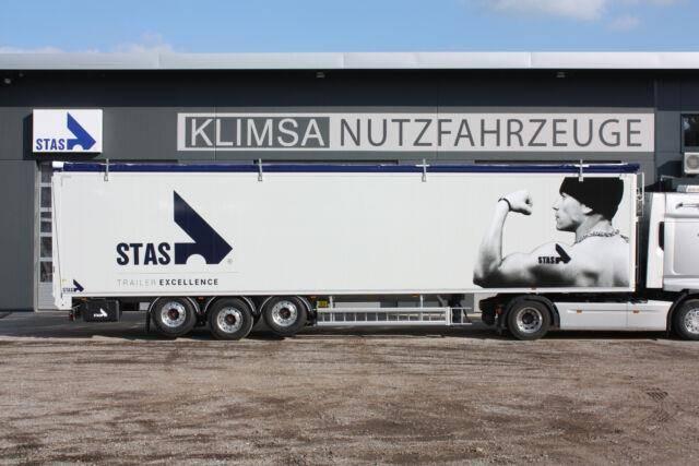 Stas bioSTAR, ca. 7290 kg