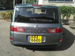 Nissan Lafesta 7 seater like Wish, premacy, serena, Noah
