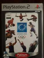 Play station 2 Game - Athens 2004