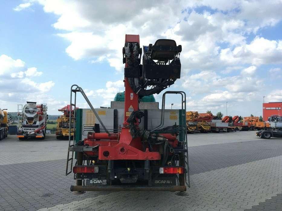 Scania R500 6x2 HMF 2000 L2 Baustoff Greiferleitung V8 - 2007 - image 7