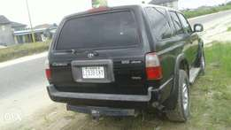 Very clean and sound buy and drive regd 4RUNNER for sale...