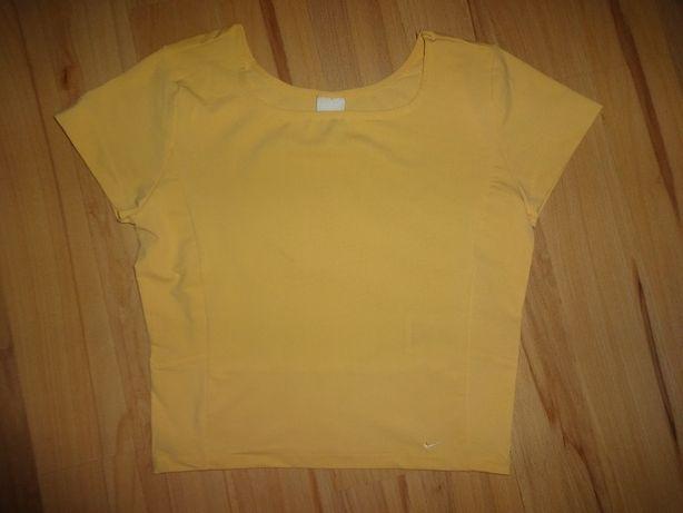 Nike Koszulka Żółta OLX.pl