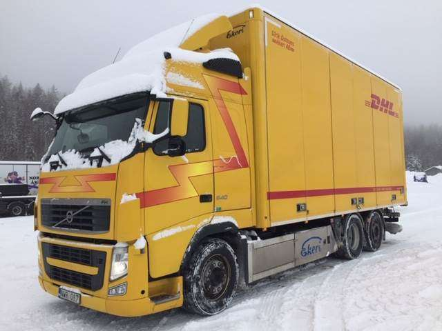 Volvo Fh540 - 2013