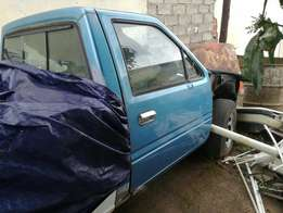Isuzu kb260 spares for sale hole van SWB BIN for sale