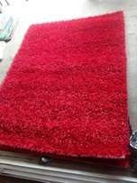 Center rug 5 by 7 size turkey material