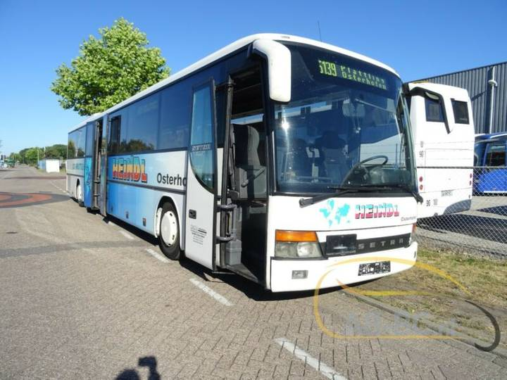 Setra S319 euro 3 70 Sitze - 2002