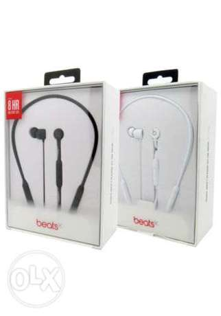 Beats by Dr. Dre BeatsX Wireless Bluetooth In-Ear Headphones Nairobi CBD - image 1