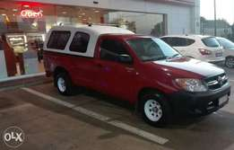 Toyota hilux R110 000 negotiable