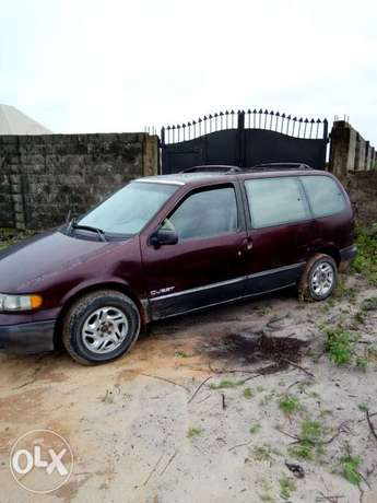 Neatly used Nissan Quest for sale Ajah - image 1