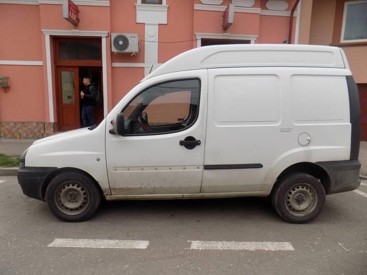 Fiat Doblo - 2003