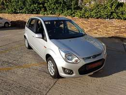 Very clean Ford Figo 1.4 Trend with low milage
