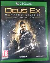 Deus Ex Mankind Divided for Xbox One (XBONE)